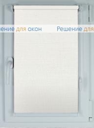 Рулонные шторы КОМПАКТ ЛИМА Б/О 7418 белый от производителя жалюзи и рулонных штор РДО