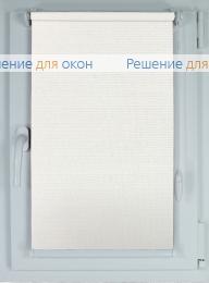 Рулонные шторы КОМПАКТ ЛИМА 7425 белый от производителя жалюзи и рулонных штор РДО