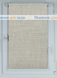 Рулонные шторы КОМПАКТ ЛИМА 8203 светло-серый от производителя жалюзи и рулонных штор РДО