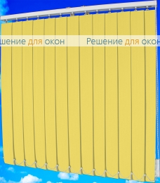 Жалюзи вертикальные ЛАЙН  023 темно-бежевый от производителя жалюзи и рулонных штор РДО