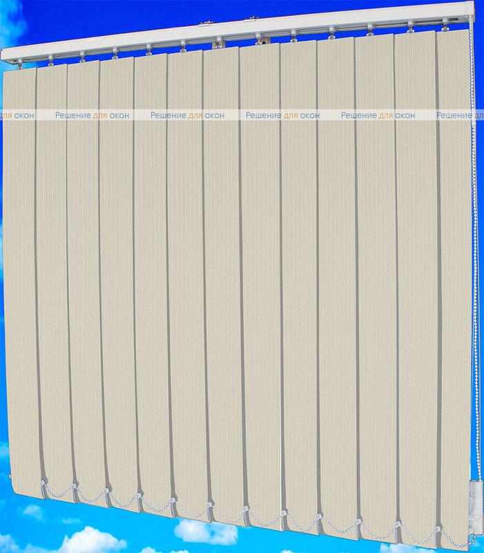 Жалюзи вертикальные ЛАЙН  031 светло-серый от производителя жалюзи и рулонных штор РДО