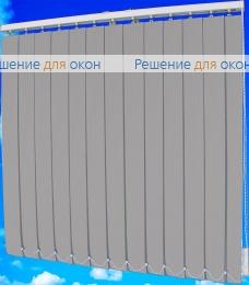 Жалюзи вертикальные ЛАЙН  033 темно-серый от производителя жалюзи и рулонных штор РДО