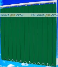 Жалюзи вертикальные ЛАЙН  5880 оливковый от производителя жалюзи и рулонных штор РДО