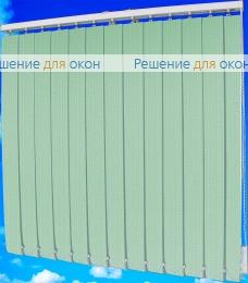 Жалюзи вертикальные МАГНОЛИЯ 06 салатовый от производителя жалюзи и рулонных штор РДО