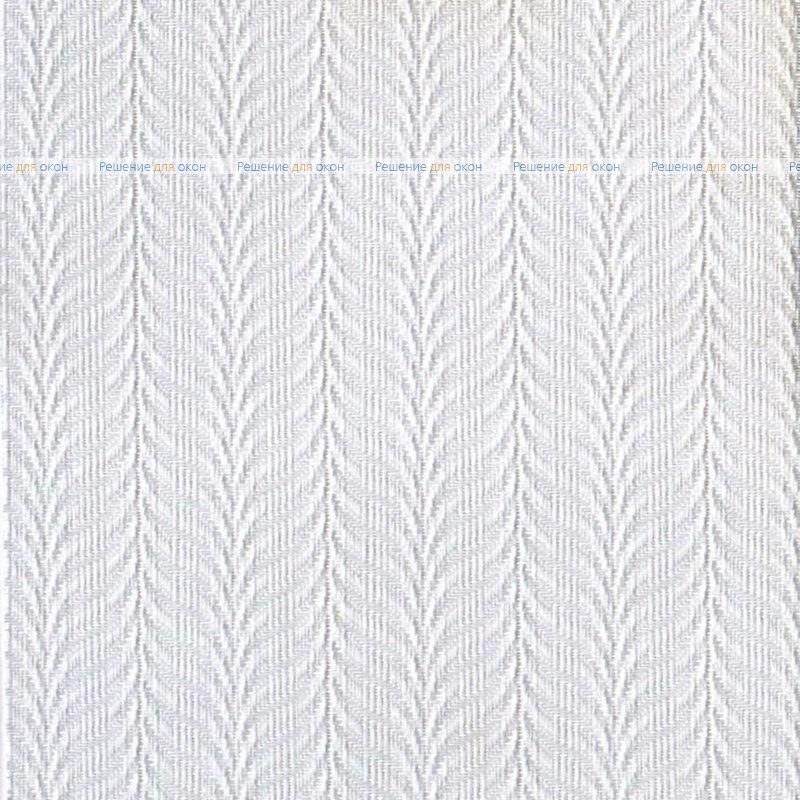 Вертикальные ламели ( без карниза ) МАГНОЛИЯ 01 белый от производителя жалюзи и рулонных штор РДО