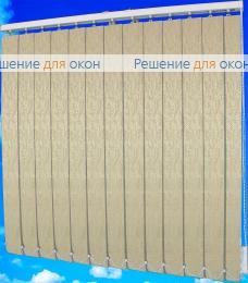 Жалюзи вертикальные МАНИЛА 2261 светло-бежевый от производителя жалюзи и рулонных штор РДО