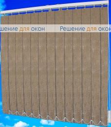 Жалюзи вертикальные МАНИЛА 2868 светло-коричневый от производителя жалюзи и рулонных штор РДО