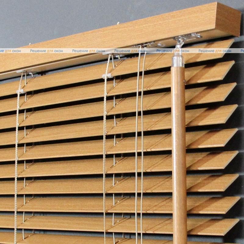 Жалюзи горизонтальные 25 мм, арт. Maple от производителя жалюзи и рулонных штор РДО