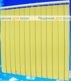 Жалюзи вертикальные МАРАН 03 желтый от производителя жалюзи и рулонных штор РДО