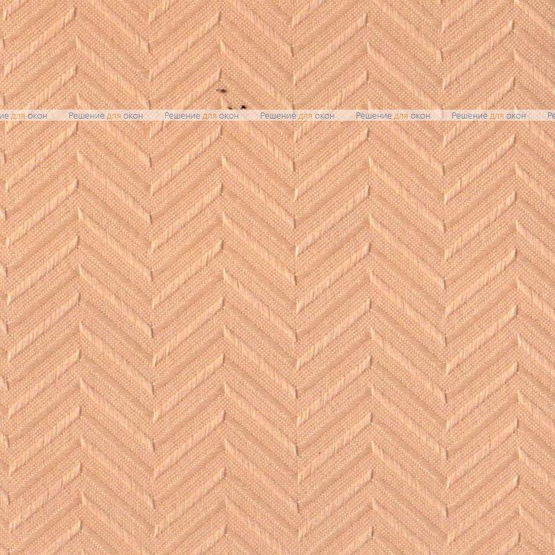 Вертикальные ламели ( без карниза ) МАРАН 04 персик от производителя жалюзи и рулонных штор РДО