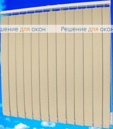 Жалюзи вертикальные МАРАН 04 персик от производителя жалюзи и рулонных штор РДО