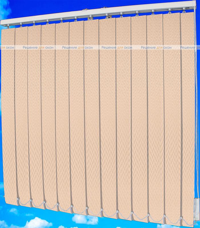 Жалюзи вертикальные МАРАН 33 розовый от производителя жалюзи и рулонных штор РДО