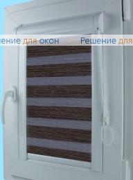 Уни Зебра  МЕТАЛЛИК Б/О 11 от производителя жалюзи и рулонных штор РДО