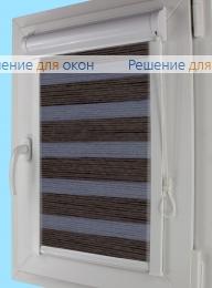 Уни плюс Зебра  МЕТАЛЛИК Б/О 11 от производителя жалюзи и рулонных штор РДО
