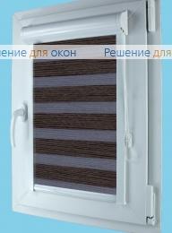 Вегас Зебра  МЕТАЛЛИК Б/О 11 от производителя жалюзи и рулонных штор РДО