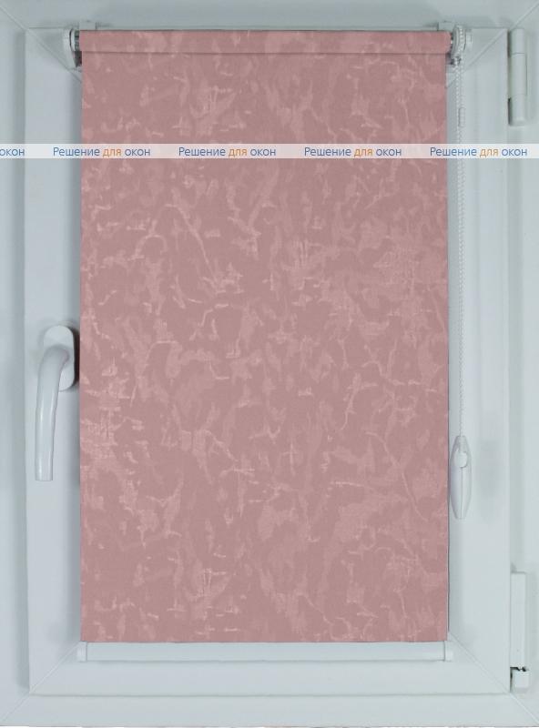 Рулонные шторы КОМПАКТ МИРАКЛ 405 лаванда от производителя жалюзи и рулонных штор РДО