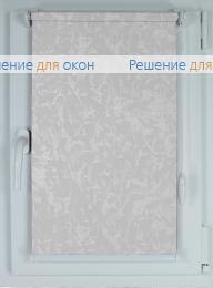 Рулонные шторы КОМПАКТ МИРАКЛ 659 серый от производителя жалюзи и рулонных штор РДО