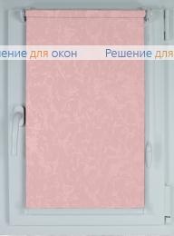 Рулонные шторы КОМПАКТ МИРАКЛ 893 светло-розовый от производителя жалюзи и рулонных штор РДО