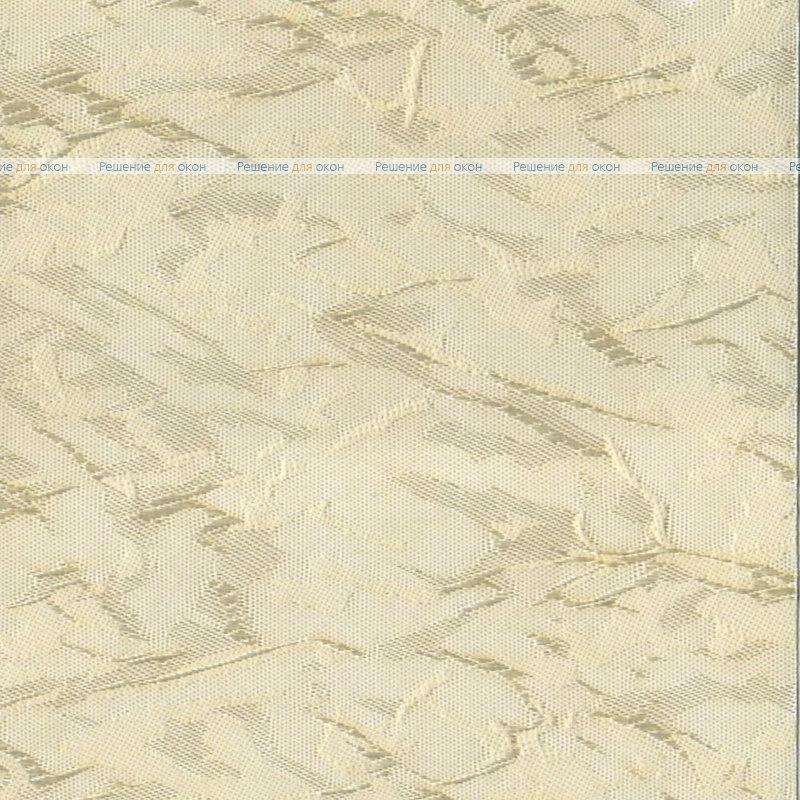 Вертикальные ламели ( без карниза ) МИРАКЛ 2261  молочный от производителя жалюзи и рулонных штор РДО