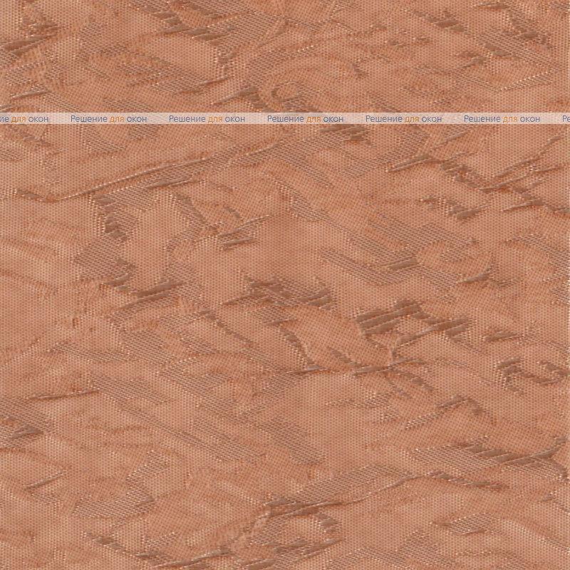 Вертикальные ламели ( без карниза ) МИРАКЛ 2746 т. бежевый от производителя жалюзи и рулонных штор РДО