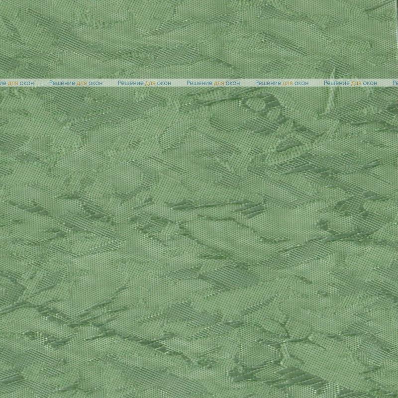 Вертикальные ламели ( без карниза ) МИРАКЛ 5501 св.зеленый от производителя жалюзи и рулонных штор РДО