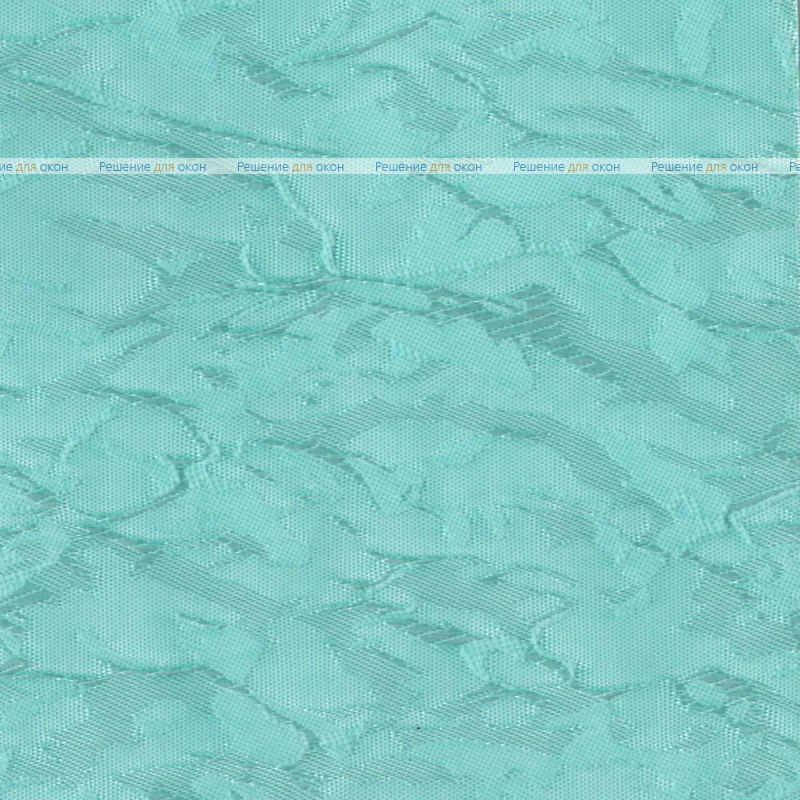 Вертикальные ламели ( без карниза ) МИРАКЛ 5992 бирюзовый от производителя жалюзи и рулонных штор РДО