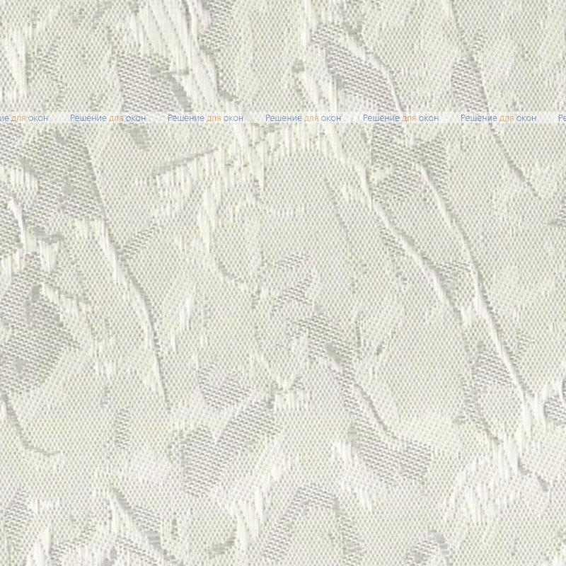 Вертикальные ламели ( без карниза ) МИРАКЛ II 01 белый от производителя жалюзи и рулонных штор РДО