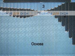 Жалюзи мультифактурные Модель №10/2 от производителя жалюзи и рулонных штор РДО