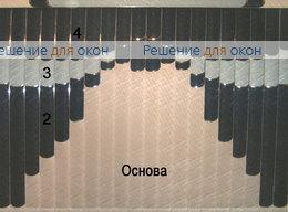 Жалюзи мультифактурные Модель №20 от производителя жалюзи и рулонных штор РДО