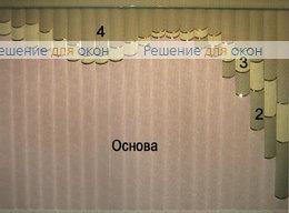 Жалюзи мультифактурные Модель №22 от производителя жалюзи и рулонных штор РДО