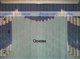 Жалюзи мультифактурные Модель №28 от производителя жалюзи и рулонных штор РДО