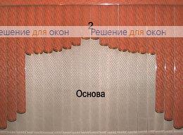 Жалюзи мультифактурные Модель №29 от производителя жалюзи и рулонных штор РДО