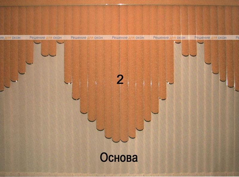 Жалюзи мультифактурные Модель №30 от производителя жалюзи и рулонных штор РДО