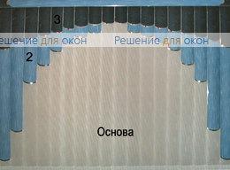 Жалюзи мультифактурные Модель №9 от производителя жалюзи и рулонных штор РДО