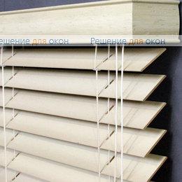 Жалюзи горизонтальные деревянные, Жалюзи горизонтальные 50 мм, арт. Natural Antic от производителя жалюзи и рулонных штор РДО