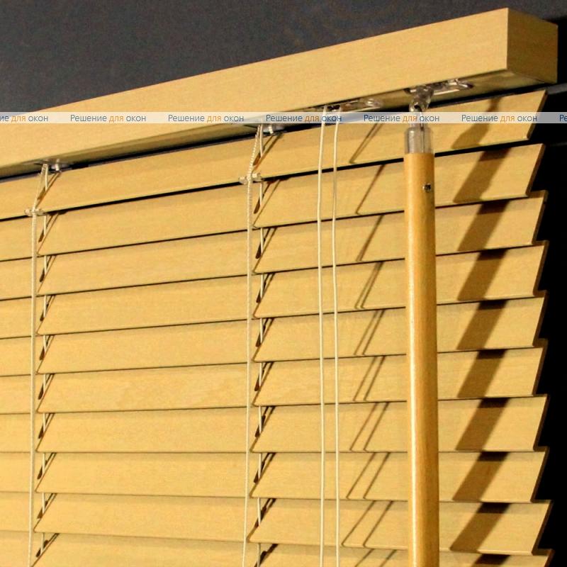 Жалюзи горизонтальные 25 мм, арт. Natural от производителя жалюзи и рулонных штор РДО