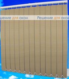 Жалюзи вертикальные ОПТИМА 022 бежевый от производителя жалюзи и рулонных штор РДО