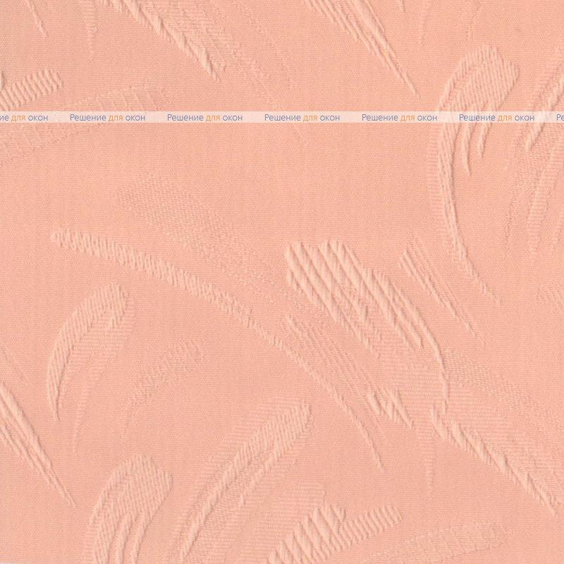 Вертикальные ламели ( без карниза ) ПАЛОМА II 04 персик от производителя жалюзи и рулонных штор РДО