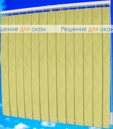 Жалюзи вертикальные ПАЛОМА II 03 желтый от производителя жалюзи и рулонных штор РДО