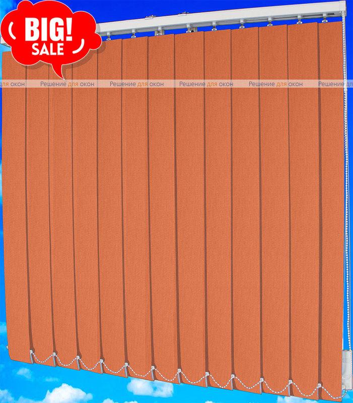 Жалюзи вертикальные ДОЖДЬ 4264 розовый от производителя жалюзи и рулонных штор РДО