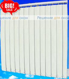 Жалюзи вертикальные РЕСПЕКТ 01 белый от производителя жалюзи и рулонных штор РДО