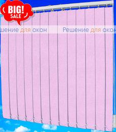 Жалюзи вертикальные РЕСПЕКТ 26 розовый от производителя жалюзи и рулонных штор РДО