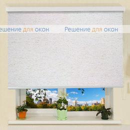 Коробные рулонные шторы РК-30 Бокс АЛЛЕГРО ЛЁН 1001 от производителя жалюзи и рулонных штор РДО