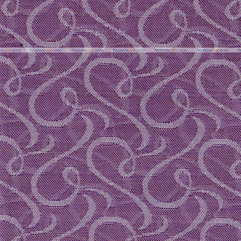 Вертикальные ламели ( без карниза ) РОКОКО 4803 лиловый от производителя жалюзи и рулонных штор РДО
