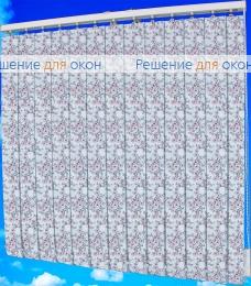 Жалюзи вертикальные САКУРА 3 утро от производителя жалюзи и рулонных штор РДО