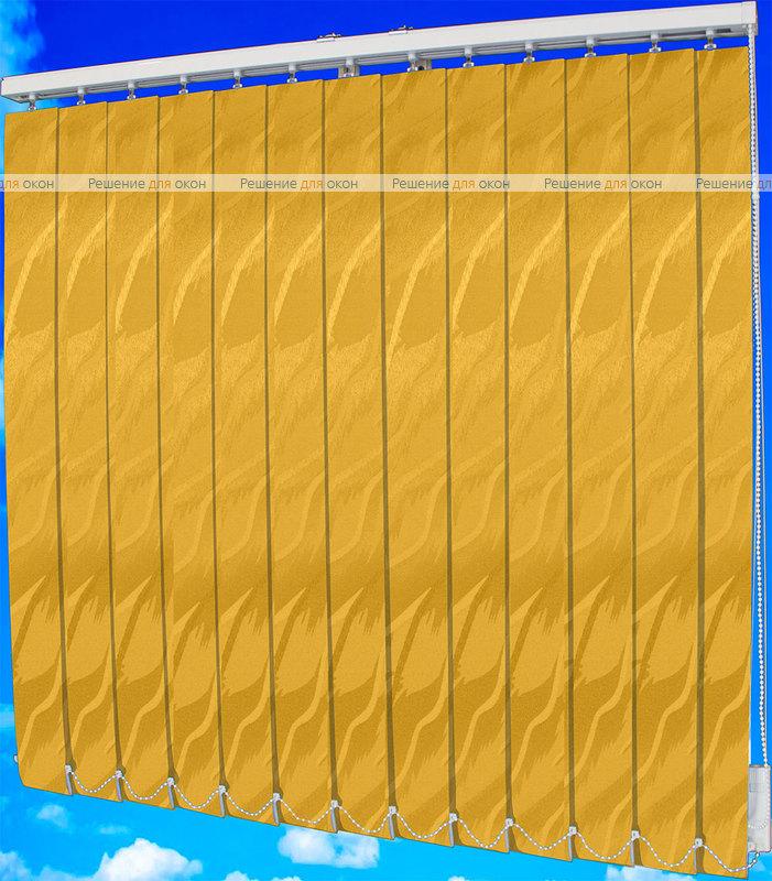 Жалюзи вертикальные САНДРА 2840 карамель от производителя жалюзи и рулонных штор РДО