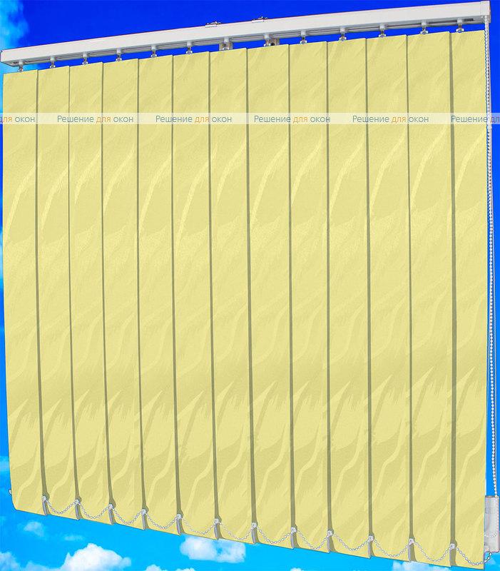 Жалюзи вертикальные САНДРА 4221 светло-бежевый от производителя жалюзи и рулонных штор РДО