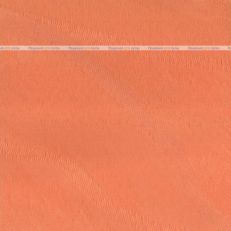 Вертикальные ламели ( без карниза ) САНДРА 4290 оранжевый от производителя жалюзи и рулонных штор РДО