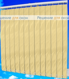 Жалюзи вертикальные САНДРА 4240 персик от производителя жалюзи и рулонных штор РДО