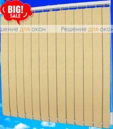 Жалюзи вертикальные САХАРА 04 персик от производителя жалюзи и рулонных штор РДО